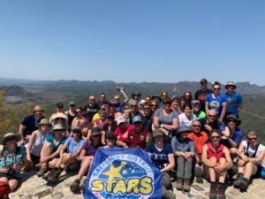 Stars Appeal Trekkers Walk Great Wall of China
