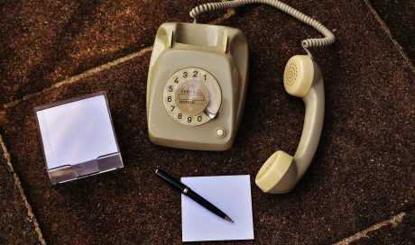 Phone Interviews- Top Tips to Get You to the Next Stage