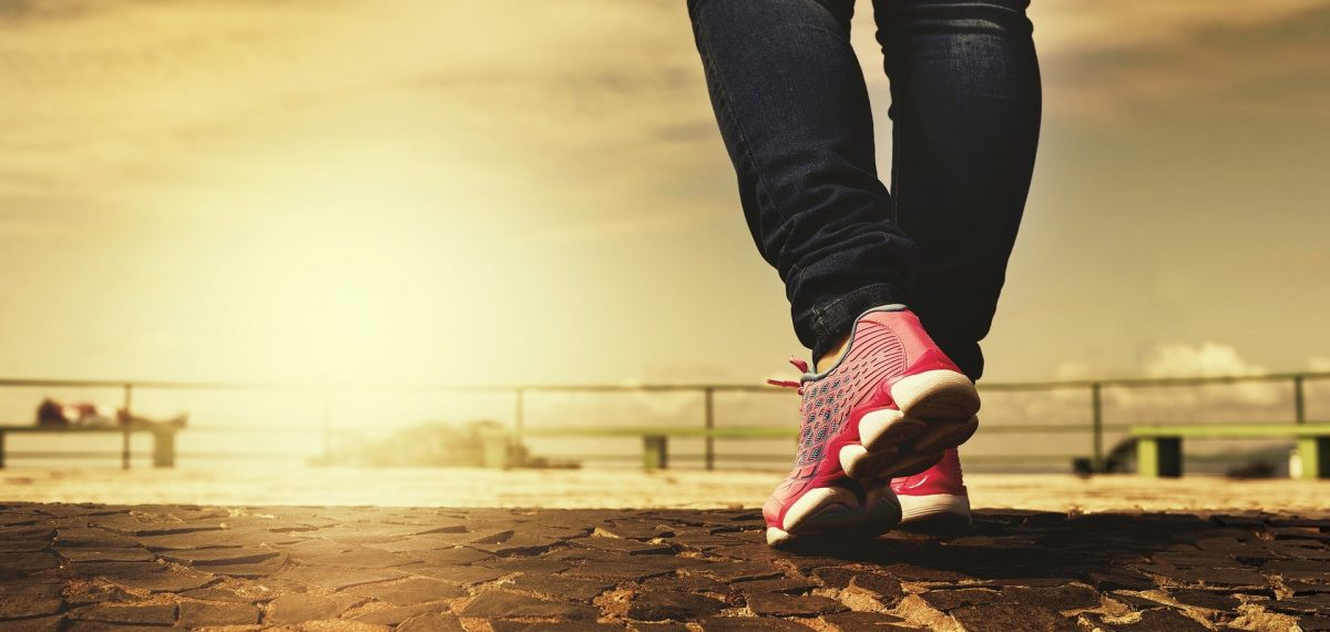 Self Care Walking for Health