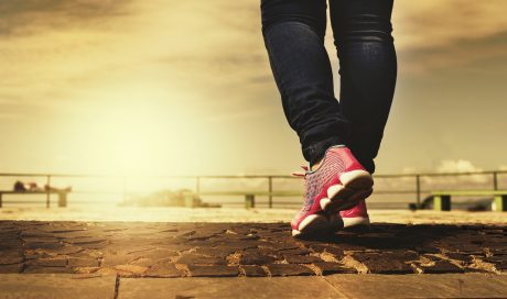Self Care and Why Walking Makes Me Happy!